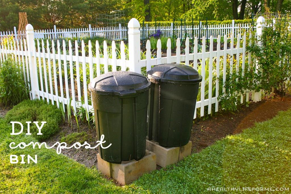DIY Compost Bins