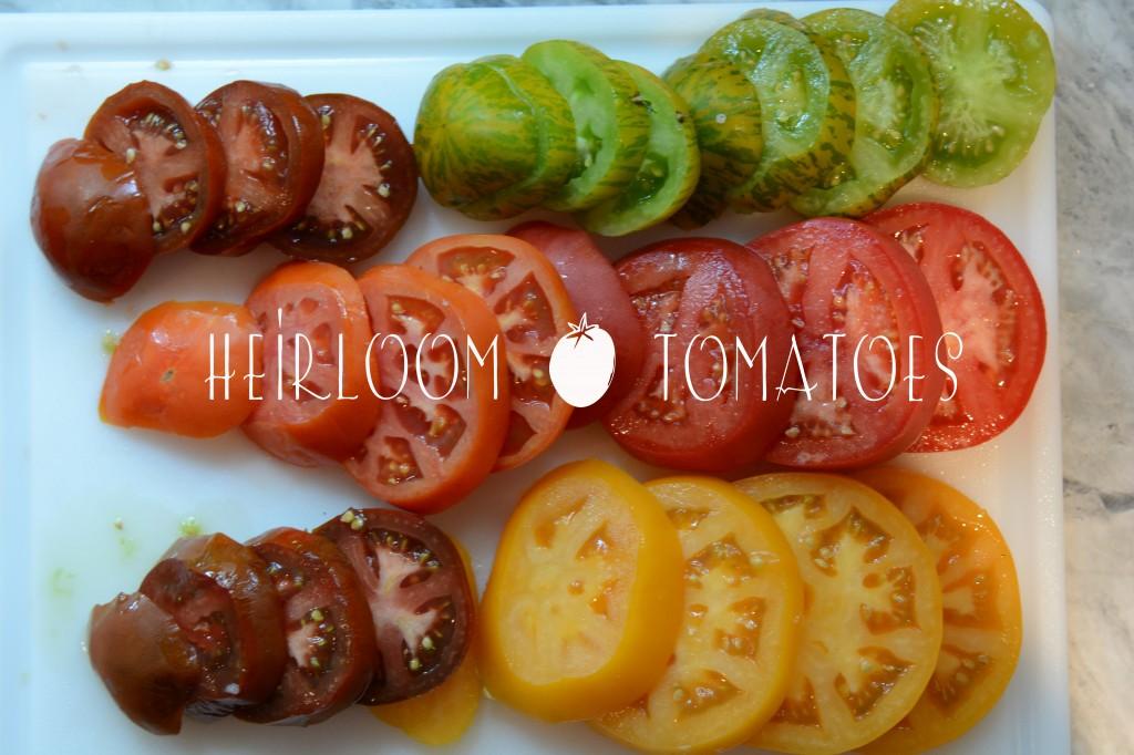 Heirloom Tomato Tart In A Parmesan Crust Recipes — Dishmaps