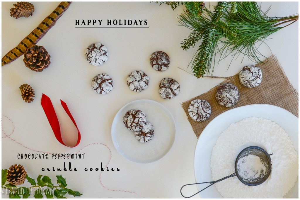 Christmas Cookie Recipe Chocolate Great Cookie Swap