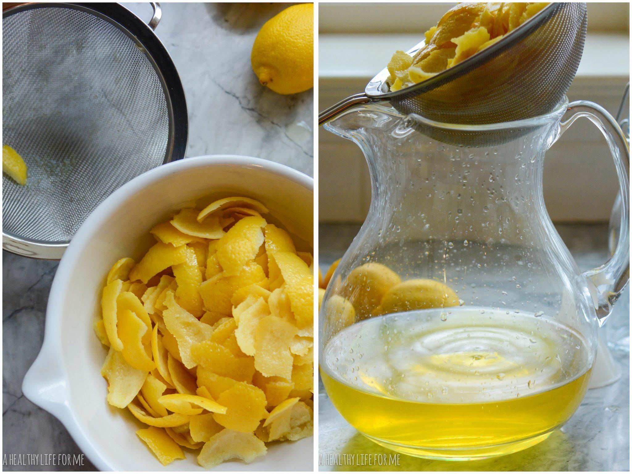 how to make homemade limoncello liqueur