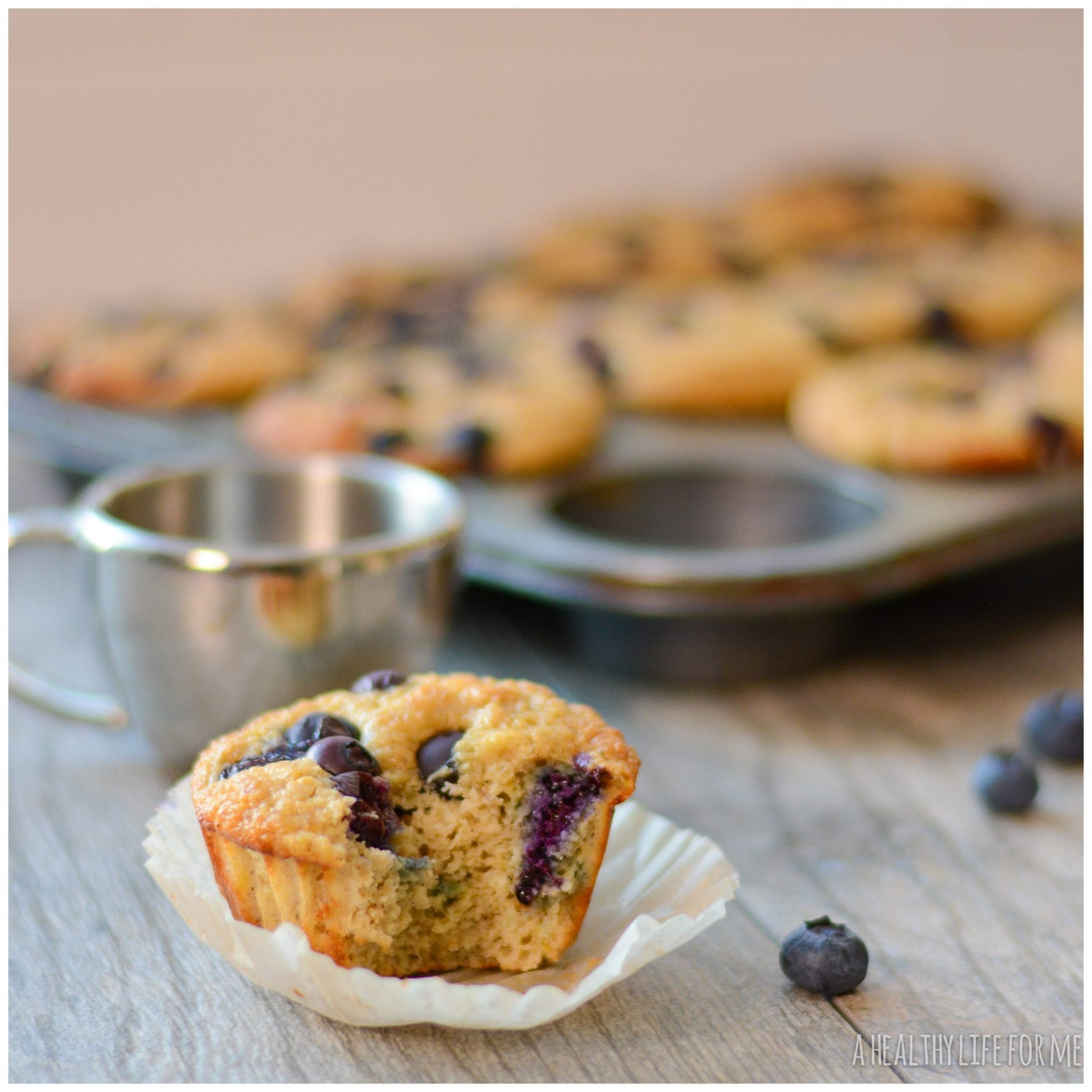 Blueberry Protein Muffins A Healthy Life For Me
