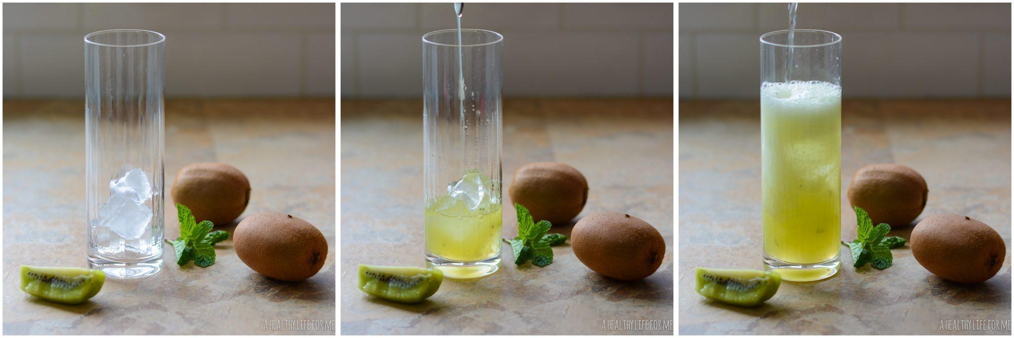 Kiwi fresh cocktail a healthy life for me for Cocktail kiwi