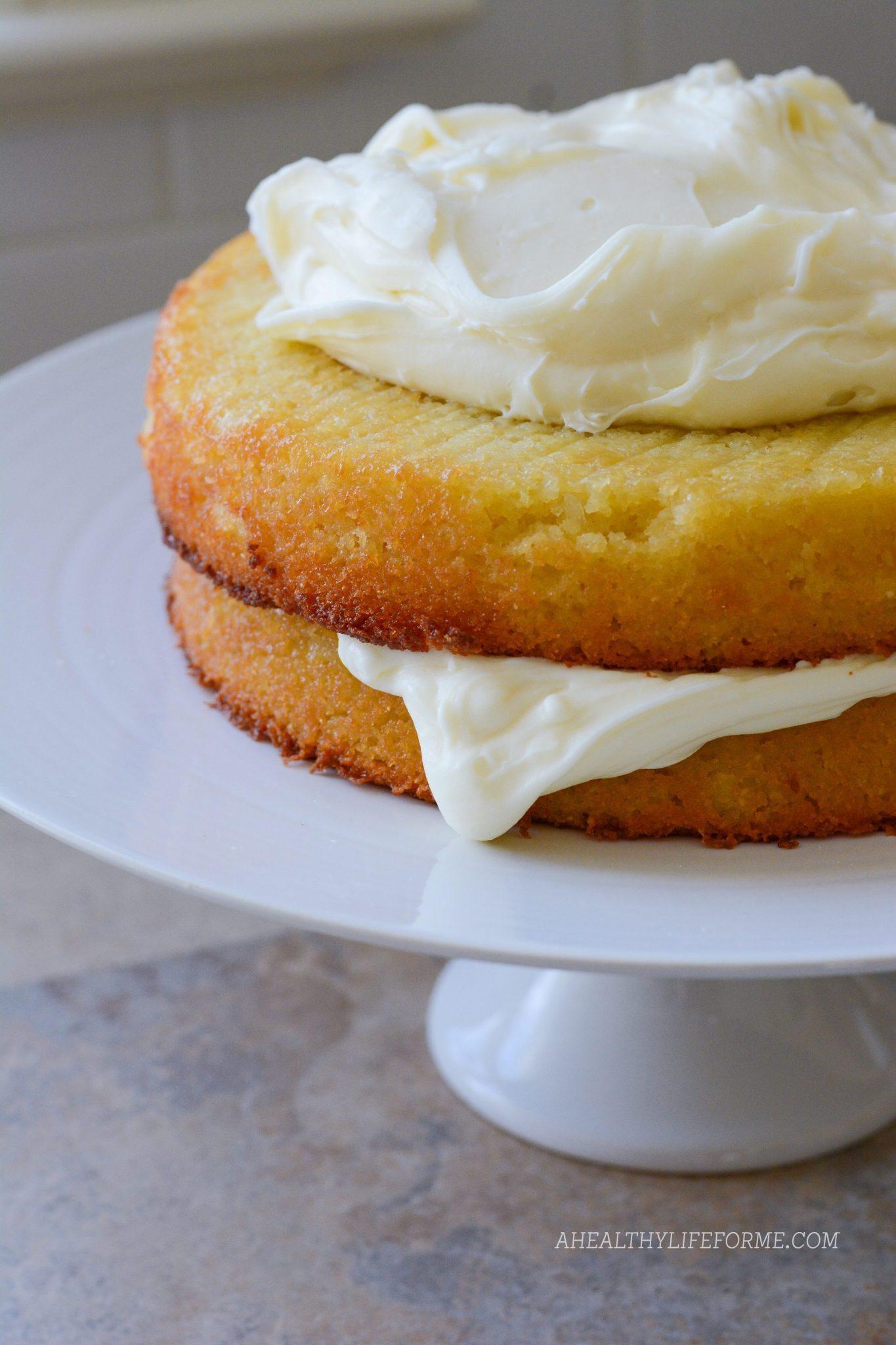 Healthy Cake Recipes Using Coconut Flour